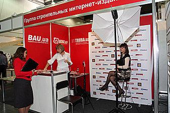 Фотосессия на выставке Примус 2011